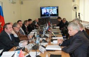 Заседание Комитета нормативно-технической документации Национального объединения проектировщиков