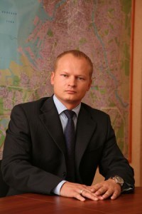 Руководитель Национального объединения проектировщиков А. Мороз